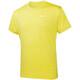 Salewa Puez Melange Dry Maglietta a maniche corte Uomo giallo